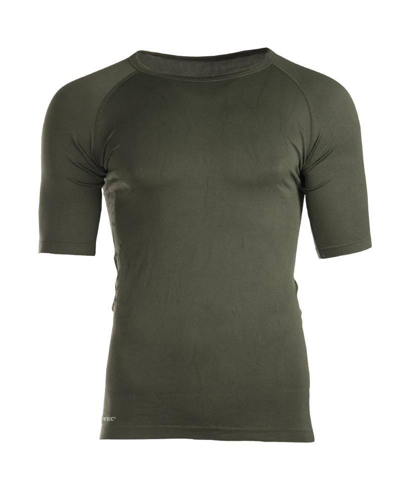 Funkční triko Mil-Tec Sport - olivové, XXL/3XL