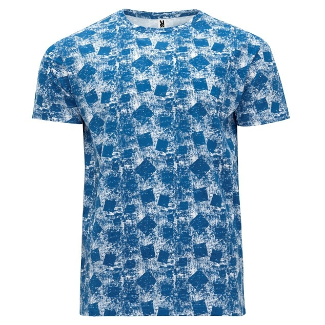 Pánské sportovní tričko Roly Cocker - modré, M