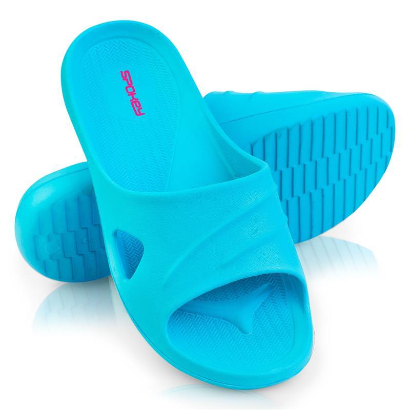 Sandále dámské Spokey Isola - světle modré, 41