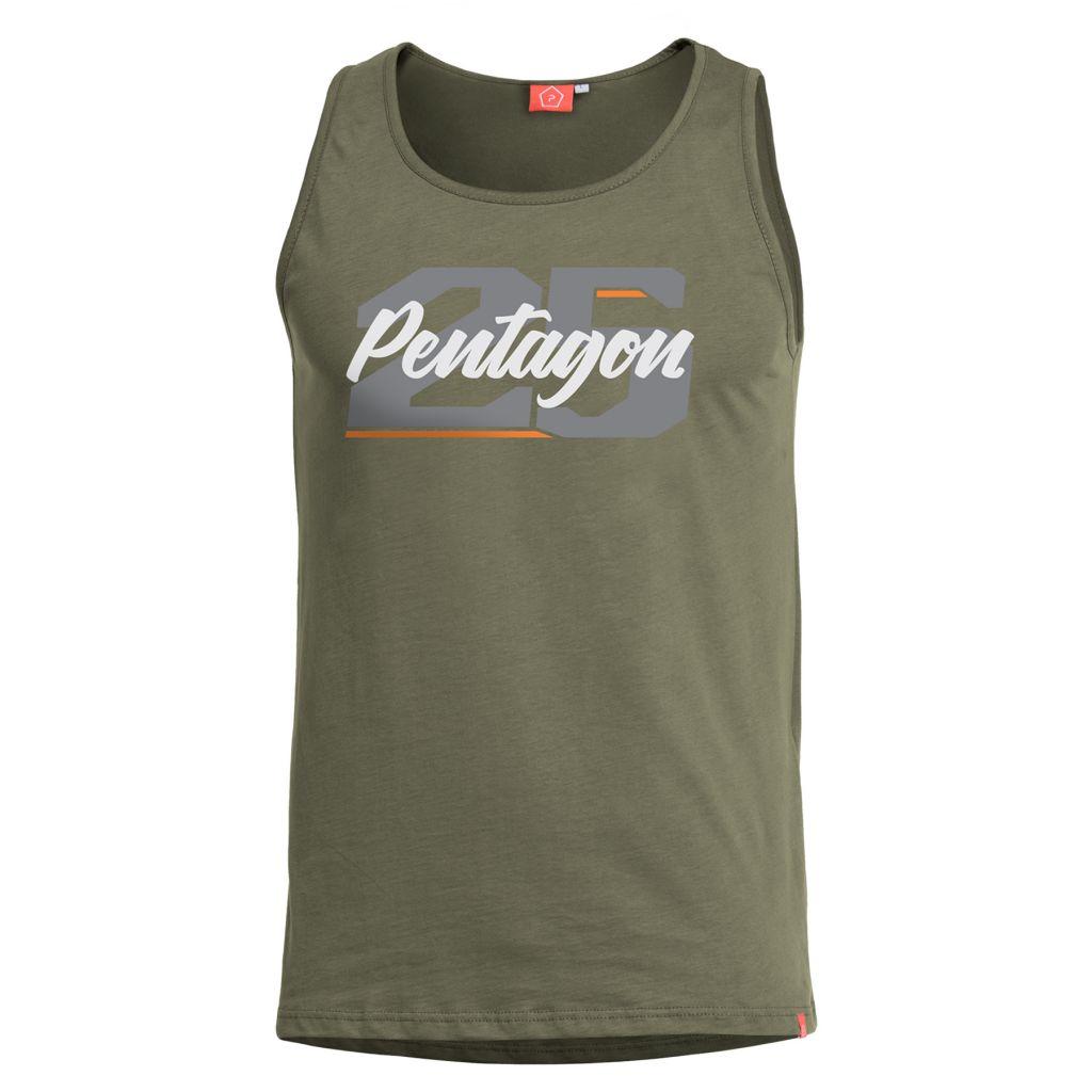 Tílko Pentagon Twenty Five - olivové, L
