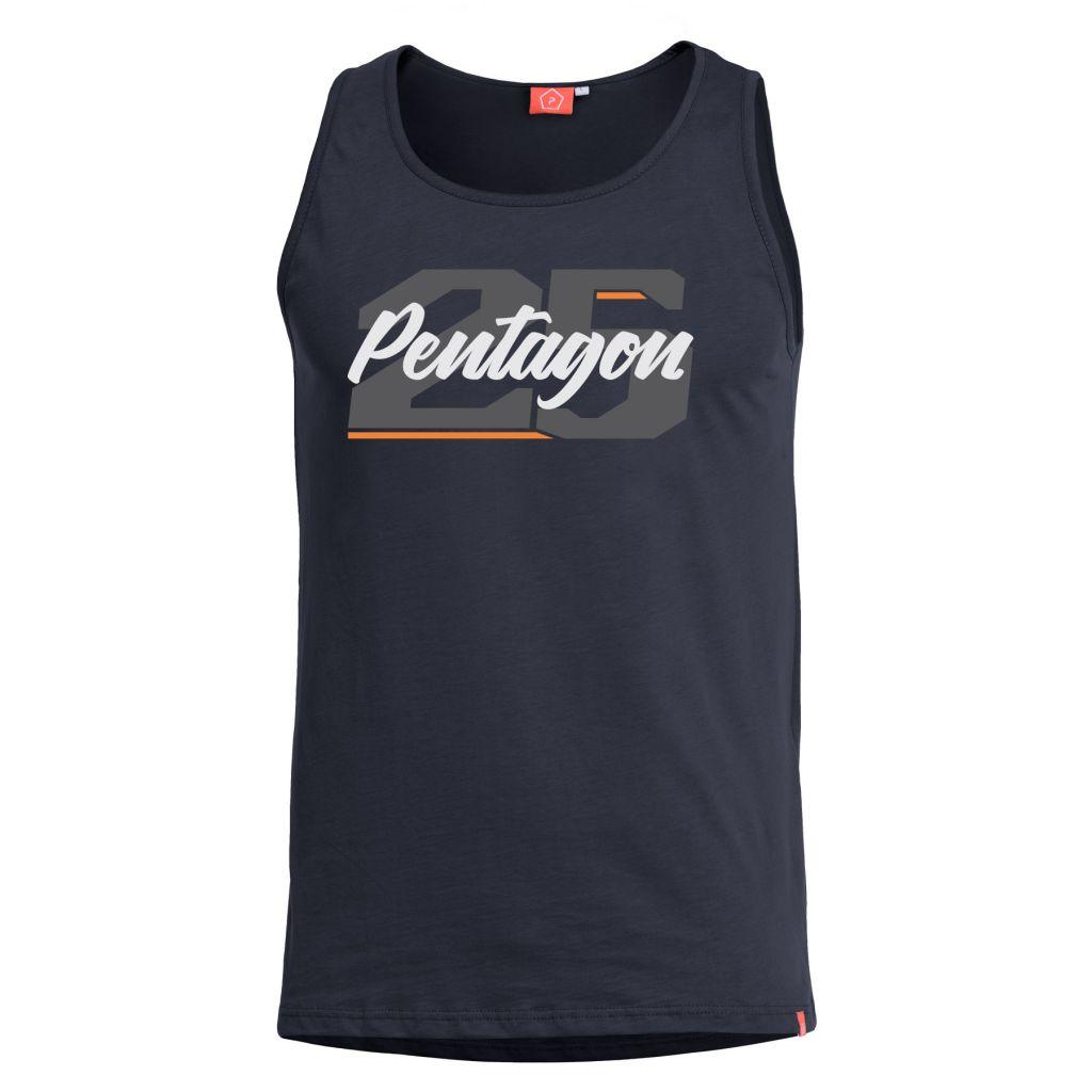 Tílko Pentagon Twenty Five - černé, XXL